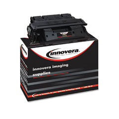 Innovera - 83027 compatible remanufactured high-yield toner, 10000 page-yield, black, sold as 1 ea