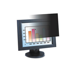 "Innovera BF190W Black-Out Privacy Frameless Filter For 19"" Wide Notebook"