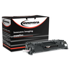 Innovera - e505a compatible reman toner, 2,300 page-yield, black, sold as 1 ea