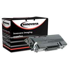 Innovera - tn650 compatible high-yield toner, 8,000 page yield, black, sold as 1 ea