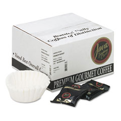 Distant lands coffee - coffee portion packs, 1-1/2 oz packs, french roast, sold as 1 ct