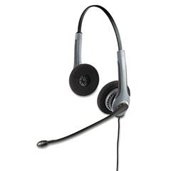 GN Netcom 2009-820-105 Gn 2025Ncnb Flex Over-The-Head Standard Telephone Headset W/Noise Canceling Mic