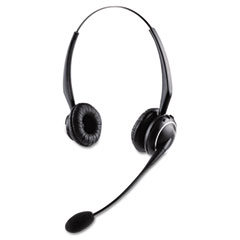 GN Netcom 9129808215 Gn9125 Duo 1.9Ghz Wireless Headset W/Noise-Cancelling Microphone