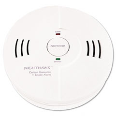 Kidde 900-0102 Night Hawk Combination Smoke/Co Alarm W/Voice/Alarm Warning