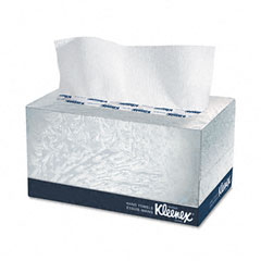 Kimberly-Clark 01701 Kleenex Hand Towels, Pop-Up Box, Cloth, 9 X 10 1/2, 120/Box