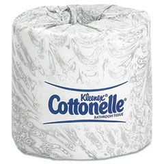 Kimberly-clark professional* - kleenex cottonelle two-ply bathroom tissue, 505 sheets/roll, 20 rolls/carton, sold as 1 ct