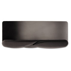 Kensington 36822 Wrist Pillow Foam Extended Keyboard Platform Wrist Rest, Black
