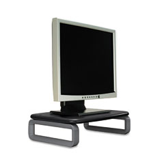 Kensington 60087 Monitor Stand With Smartfit System, 11 1/2 X 9 X 5, Black/Gray