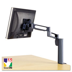 Kensington - column mount extended monitor arm w/smartfit system, sold as 1 ea