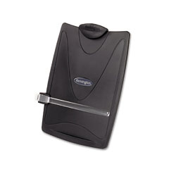 Kensington - insight plus easel desktop copyholder, 50 sheet capacity, graphite, sold as 1 ea