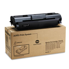 Konica 1710171001 1710171001 Toner, 10000 Page-Yield, Black