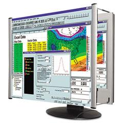 Kantek - lightweight, lcd monitor magnifier filter, fits 19 lcd widescreen, sold as 1 ea