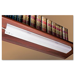 Ledu L9111 Under Cabinet Fluorescent Lamp, Steel, White