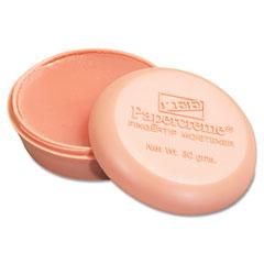 Lee - papercreme fingertip moistener, 30 gr, pink, sold as 1 ea