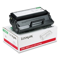 Lexmark 08A0476 08A0476 Toner, 3000 Page-Yield, Black