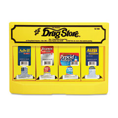 Lil Drugstore LIL23152 Single Dose Medicine Dispenser, 120 Pieces, Plastic Case