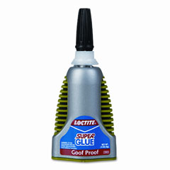 Loctite 1363582 Goof-Proof Super Glue Liquid, .14 Oz