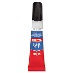 Loctite - all-purpose super glue, 2 gram tube, 2/pack, sold as 1 pk