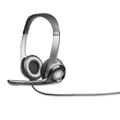 Logitech 981000195 H530 Usb Headset, Black
