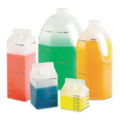 Learning Reasources LER1207 Gallon Liquid Measuring Set, Measuring Tools, For Grades Pre-K And Up
