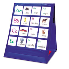 Learning Reasources LER2523 Tabletop Pocket Chart For Grades 1-3