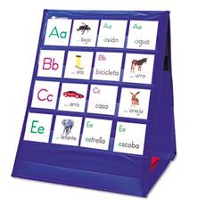 Learning Reasources LER2523 Tabletop Pocket Chart For Grades 1-3