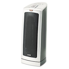 LASKO PRODUCTS INC. Lasko Oscillating 1500W Ceramic Tower Heater w/Electronic Control, Gray