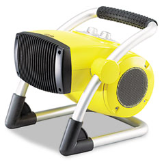 LASKO PRODUCTS INC. Lasko Stanley 1500W Pro-Ceramic Utility Heater w/Pivot Power,Yellow