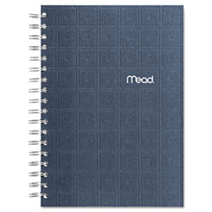 Mead - recycled notebook, 6 x 9 1/2, 138 sheets, college ruled, perforated, assorted, sold as 1 ea