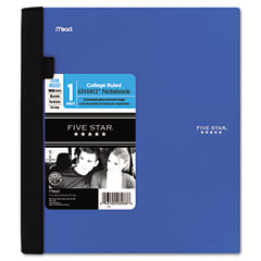 MEAD PRODUCTS Five Star Advance Wirebound Notebook, College Rule, Letter, 1 Subject 100 Sheets/Pad