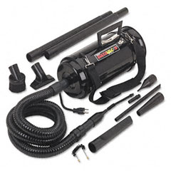 Data-Vac MDV-2TCA Pro 2 Professional Cleaning System, W/Soft Duffle Bag Case, Black