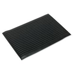 Guardian - air step antifatigue mat, polypropylene, 36 x 60, black, sold as 1 ea
