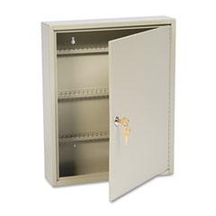 """MMF 201911003 Uni-Tag Key Cabinet, 110-Key,Steel, Sand, 14"""" X 3 1/8"""" X 17 1/8"""""""