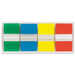 Post-it flags - flags in portable dispenser, standard, 160 flags/dispenser, sold as 1 pk