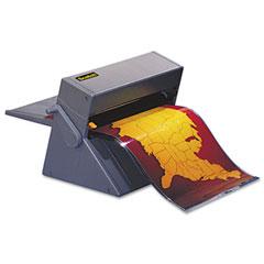 Scotch - heat-free laminating machine with 1 cartridge, 12-inch maximum document size, sold as 1 ea