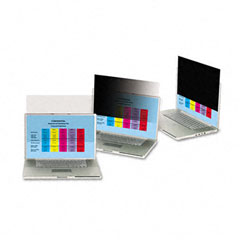 3m - notebook/lcd privacy monitor filter for 19.0 widescreen notebook/lcd monitor, sold as 1 ea