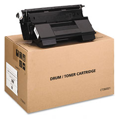 Mannesmann Tally 062415 062415 Toner, 17000 Page-Yield, Black