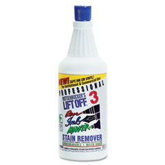 Motsenbocker's Lift Off MOT40903 Lift Off No. 3 Pen, Ink & Marker Graffiti Remover, 32 oz. Flip-Top Bottle