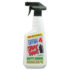 Motsenbocker's Lift Off MOT41101 No. 4 Spray Paint Graffiti Remover, 22 oz. Trigger Spray
