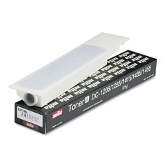 Mita 37041013 37041013 Toner, 2000 Page-Yield, Black
