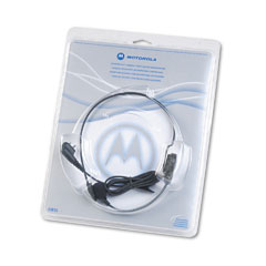 Motorola 53815 Over-The-Ear Cushion Headset For Cls, Rdx, Xtn, Ax Series Radios