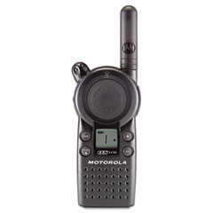 Motorola CLS1110 Cls Series Business Two-Way Radio, One Channel, One Watt, 56 Frequencies, 4.5Oz