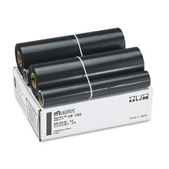 Muratec PF155 Pf155 Film Rolls For F60/F65/More, Black, 2/Pack