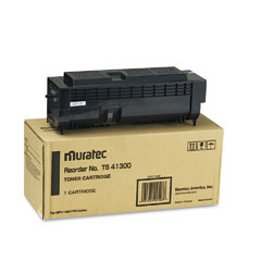 Muratec TS41300 Ts41300 Toner, 16000 Page-Yield, Black