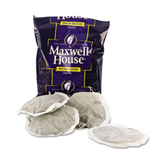 Maxwell house - coffee, regular ground, 1 1/5 oz special delivery filter pack, 42/pack, sold as 1 ct