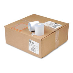 "NCR 802855 2500J2 Paper Roll, 3"" X 96 Ft, White, 50/Box"
