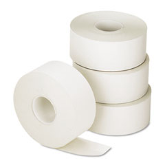 "NCR NCR856063 ATM Paper Rolls, 2-3/8"" x 853 ft, White, 4/Carton"