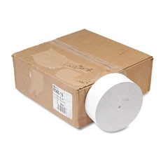 "NCR NCR856513 Diebold 1000 w/BSM, 3.75"" 8"" Dia., White, 8/Box"