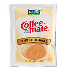 Coffee-mate - original powdered creamer, 3 gram packets, 50/box, sold as 1 bx
