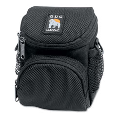 Ape case - ac165 case for cameras, 600 denier nylon, 4 1/4 x 4-13/100 x 5 1/4, black, sold as 1 ea
